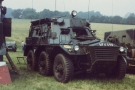 Alvis Saracen GPO (Gun Position Officer) Armoured Command (WFX 390)