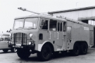 Thornycroft Nubian Major Dennis Mk9 Crash Tender (28 AJ 39)