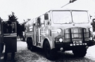 Thornycroft Nubian Major Dennis Mk9 Crash Tender (27 AJ 02)