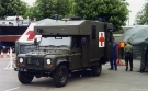 Land Rover 127 Ambulance (NF 27 AA)