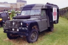Land Rover S2 Ambulance (87 AA 74)
