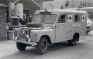 Land Rover S2 Ambulance (00 RN 23)