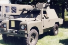 Land Rover S3 Shorland Armoured Car (WRV 765)