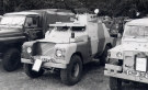 Land Rover S3 Shorland Armoured Car (Q 710 CPE)