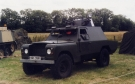 Land Rover S3 Shorland Armoured Car (NRX 391 K)