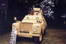 Land Rover S3 Shorland Armoured Car (3547 PZ)