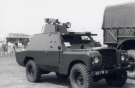 Land Rover S3 Shorland Armoured Car (00 FM 01)