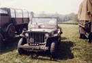 Willys MB/Ford GPW Jeep (OS 6450)
