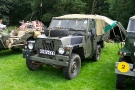 Land Rover S3 Lightweight (KYB 543 T)(Kington Vintage Show, August 2009)