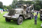 Ward La France M1A1 Wrecker (LSU 704)(Kington Vintage Show, August 2009)