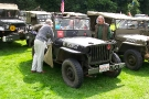 Willys MB Jeep (TUJ 705)(Kington Vintage Show, August 2009)