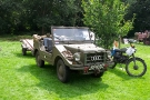 DKW Munga 4x4 Field Car (JNP 696 C)(Kington Vintage Show, August 2009)