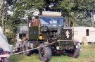 Scammell Explorer 10Ton Recovery Tractor (Q 921 NTR)