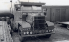 Scammell Explorer 10Ton Recovery Tractor (ESU 197)