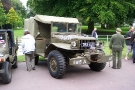 Wolverhampton Bantock House 1940\'s Show September 2009 Dodge Weapons Carrier (283 XUS)