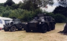 Daimler Ferret Armoured Car Mk2 (LFO 298)