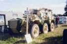 Alvis Saracen GPO (Gun Position Officer) Armoured Command (GSU 251)