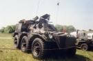 Alvis Saracen Armoured Command Vehicle (98 BA 25)
