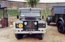 Land Rover S2 Ambulance (57 FG 54) 2