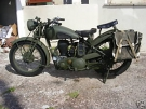 BSA M20 500cc (USY 115)(Courtesy of Mike)
