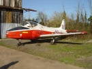 Jet Provost T.5 (XW-404)(Courtesy of Martyn Glover)