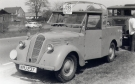Standard 12hp Light Utility (Modified Front)(KPU 237)