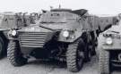 Alvis Saracen Armoured Command Vehicle (83 BA 06)