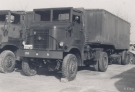 Hino HB19 4-5Ton 4x4 Tractor (50-0146)