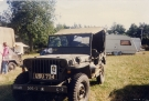 Willys MB Jeep (USU 734)
