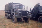 M35A2 2.5Ton 6x6 Cargo (USY 607)