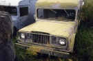Kaiser Jeep M725 Ambulance (US Junk Yard) 2