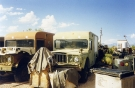 Kaiser Jeep M725 Ambulance (US Junk Yard)