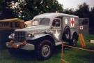 Dodge WC-54 Ambulance (305 DEL) 2