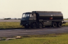 Foden 16Ton 8x4 Low Mobility Tanker (54 AD 58)