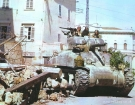 M4A1 Sherman in Italy