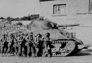 M4 Sherman with Cullin Devise, Normandy