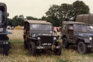 Willys MB/Ford GPW Jeep (LFF 107)