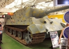 Jagd Tiger in Bovington Tank Museum