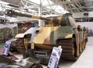 Panther in Bovington Tank Museum (2)