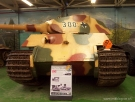 Tiger II in Bovington Tank Museum