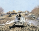 Marder I SPG in Russian Mud