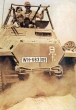 Sd Kfz 250 Half Track in North Africa