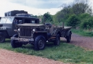 Willys MB/Ford GPW Jeep (YDD 628 S)