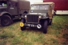 Willys MB/Ford GPW Jeep (VOT 970)