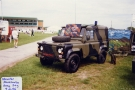 Land Rover 90 Defender (76 KF 97)