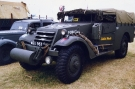 White M3A1 Scout Car (WSU 987)