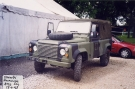 Land Rover 90 Defender (71 KF 12)