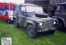 Land Rover 90 Defender (61 KF 99)