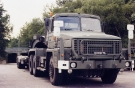 Scammell Commander Tractor (52 KB 76)(Copyright Camlyn Photos)