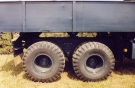 Scammell Constructor 20Ton 6x6 Tractor (PSJ 815) Side